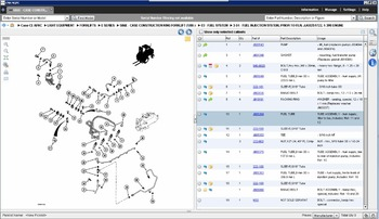 Case Construction APAC - Asia Pacific Region  Data 2019 spare parts catalogue