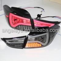 For Hyundai Elantra LED Tail Lamp 2012 2013 Year Smoke Black Color WH Type