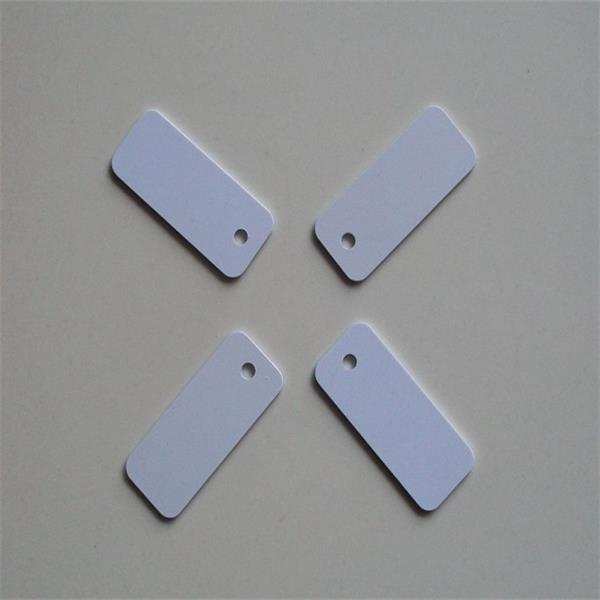 100pcs/lot 36*15MM RFID NFC Label/Tag 13.56MHZ ISO 14443A Mifare1K S50 Signage Tag