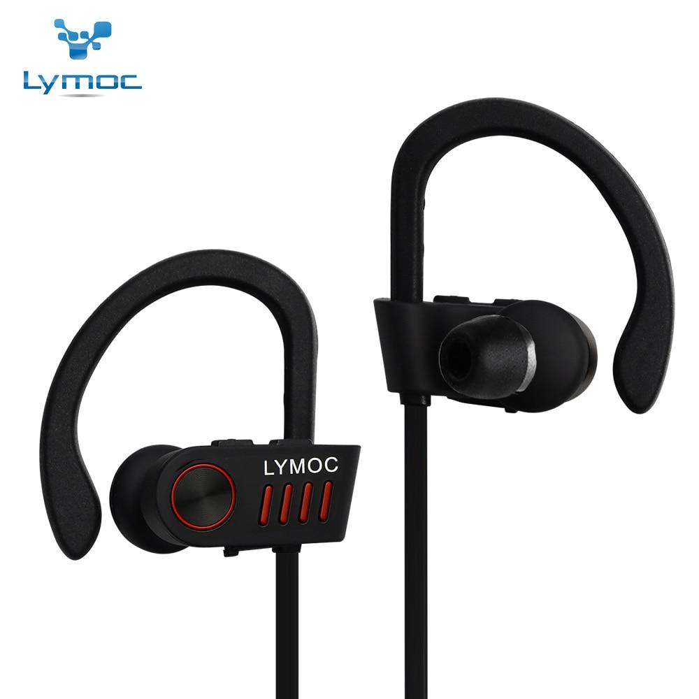 Lymoc M5 En Mousse à Mémoire Bluetooth Casques Hifi Stéréo CSR4.1 Écouteur Sans Fil Mains Libres Auriculares Bruit Annulation Casque