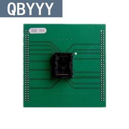 QBYYY up828 ultra programmeur TSOP48 adaptateur de prise pour programmeur de puce up818 up-828 prise de test TSOP48