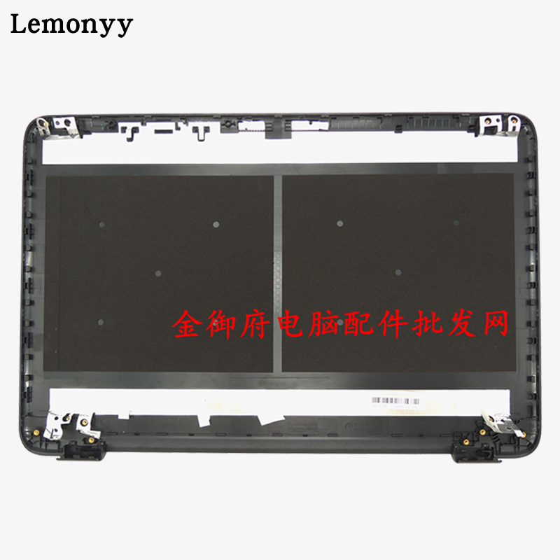 New laptop cover for HP 17-AY 17-BA 17-X 270 G5 Black LCD Back Cover Top Case 460.08C0A.0003 new cover case for msi ge72 2qd apache pro ms 1792 series lcd back cover black lcd bezel cover not applicable ge72 2qf