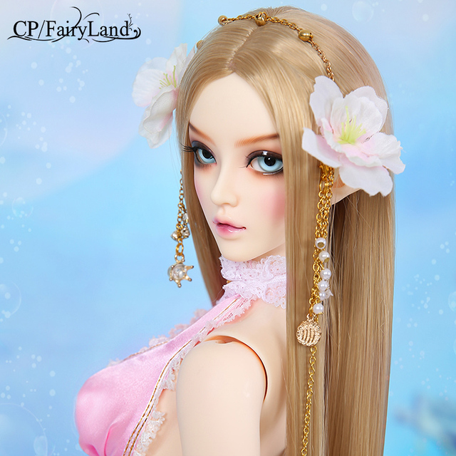 FL bjd sd doll Fairyland Feeple65 Chloe fullset 1/3 body girls boys eyes dollmore dolltown luts ELF bluefairy  luodoll