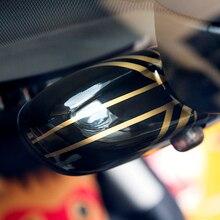 Mini auto auto-innenraum rückansicht spiegel abdeckung fit für mini cooper r55 r56 r60