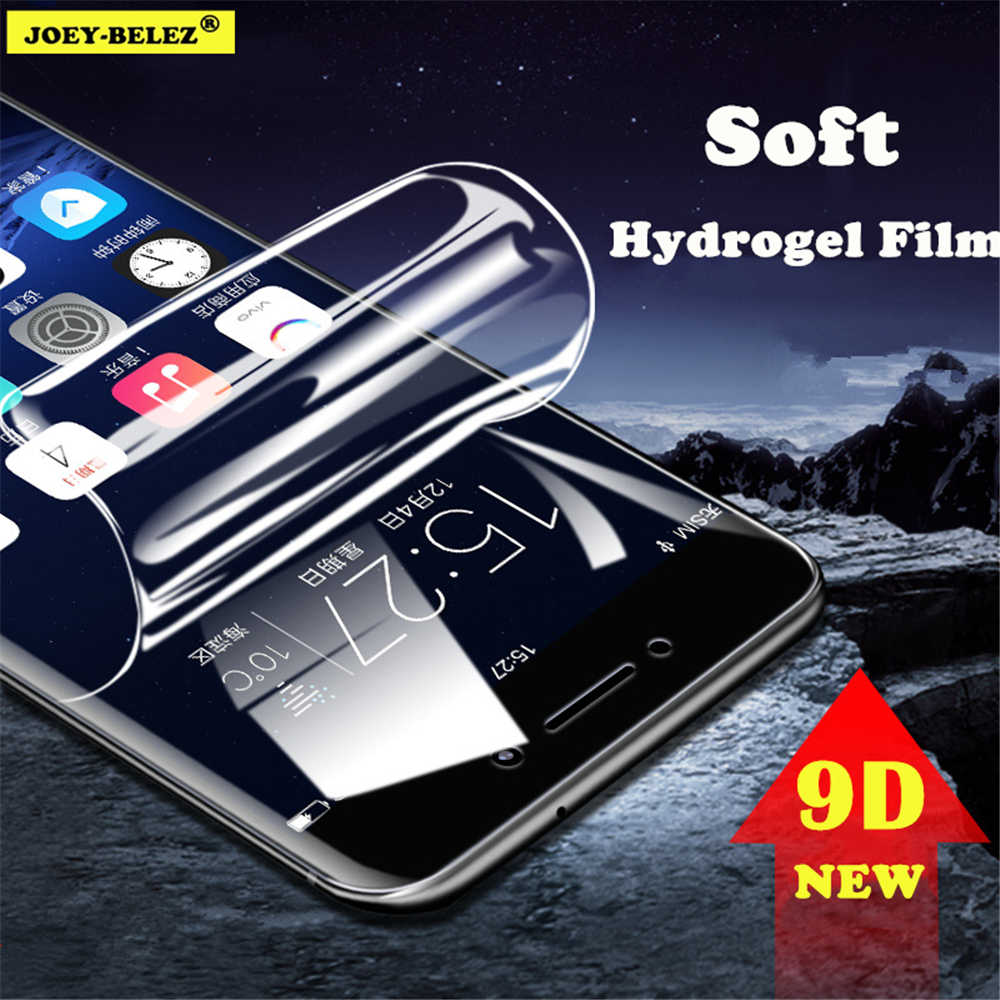 Full Cover Soft Hydrogel Film For Samsung Galaxy A7 2018 A750 Screen Protector For Samsung A30 A50 A70 A520 A7 A6 A8 Plus 2018