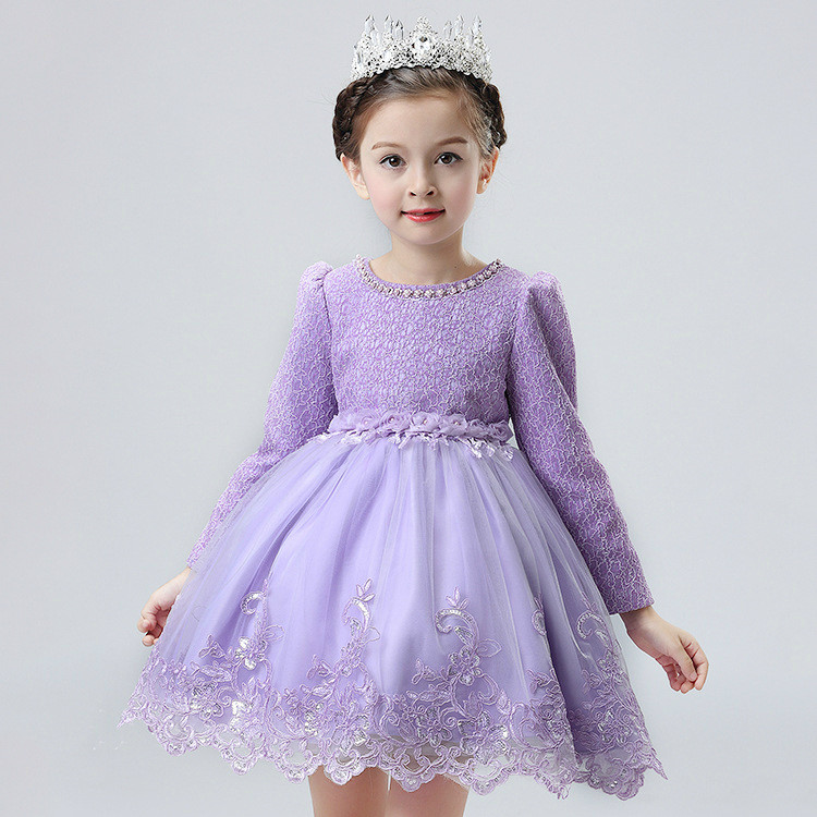 Único Childrens Pink Bridesmaid Dresses Componente - Vestido de ...
