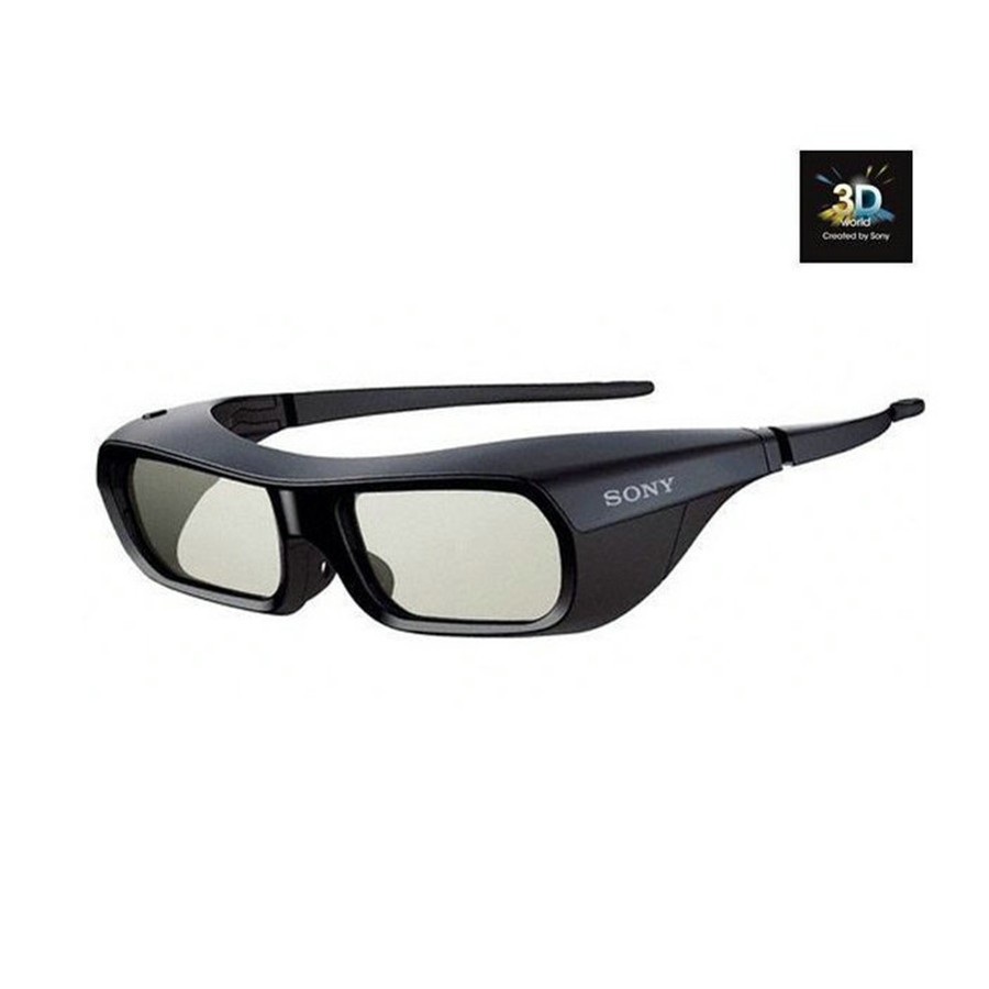 2 X Rechargeable 3D Active Glasses for Sony TDG BR250B BRAVIA HX800 HX909 TV 2010-2012 Active sutter 3D glasses TDG-BR250/B
