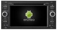 Android 8,1 quad core dvd плеер media стерео аудио Wi Fi carplay головного устройства для FORD FOCUS/C MAX/ fiesta/Fusion 1999 2008