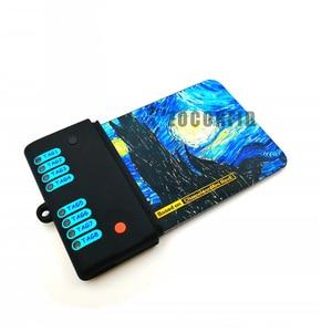 Image 5 - Updated Version Chameleon Mini RDV2.0 13.56MHZ ISO14443A NFC RFID reader writer for Nfc card copier clone crack