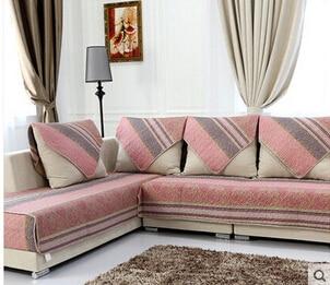 2015 new europea style fashionable cotton sofa cover colourful Couch Cushion Ideas