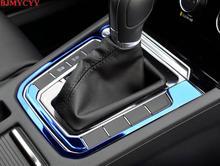 BJMYCYY Car styling retaining panel decoration frame for 2016 2017 VW Volkswagen Passat B8
