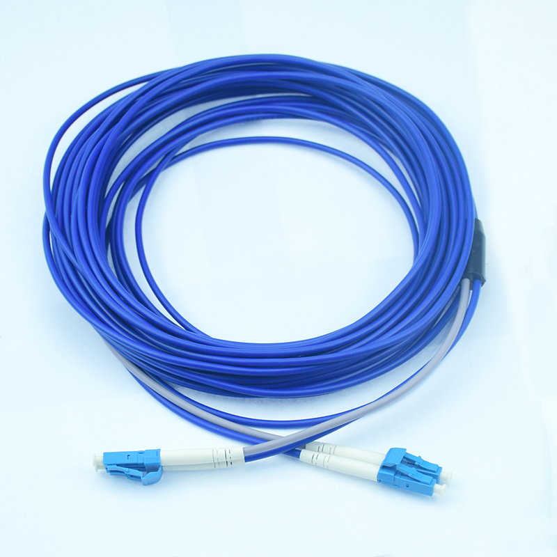 200M Armored cable Fiber Patch Cord ,LC to LC ,LC-LC,SM, 9/125, Duplex200M Armored cable Fiber Patch Cord ,LC to LC ,LC-LC,SM, 9/125, Duplex