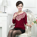 2016 Women's Cutout Loose Sweater Pullover Feminino Ropa Mujer Elegant Tricot Knitted Sweater Nice Hollow Collar Women Sweater