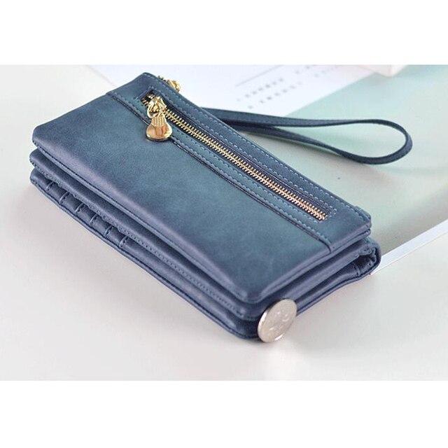 Double Zipper Wallet 4