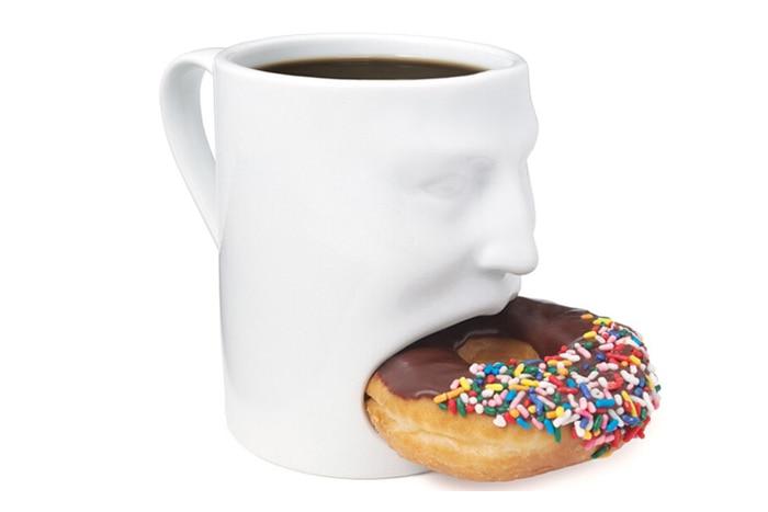 Coffee Mug With Cookie Pocket 10