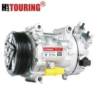 NEW SD7C16 ac compressor for PEUGEOT 308 407 508 3008 5008 Citroen C4 C5 9671451380 9684141780 1322F 6453ZT 6453ZS
