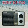 ICF-F10 Dos 2 Banda De Radio AM FM para sony
