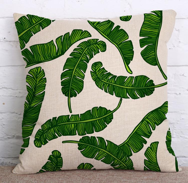 Padjakatted roheliste lehtedega