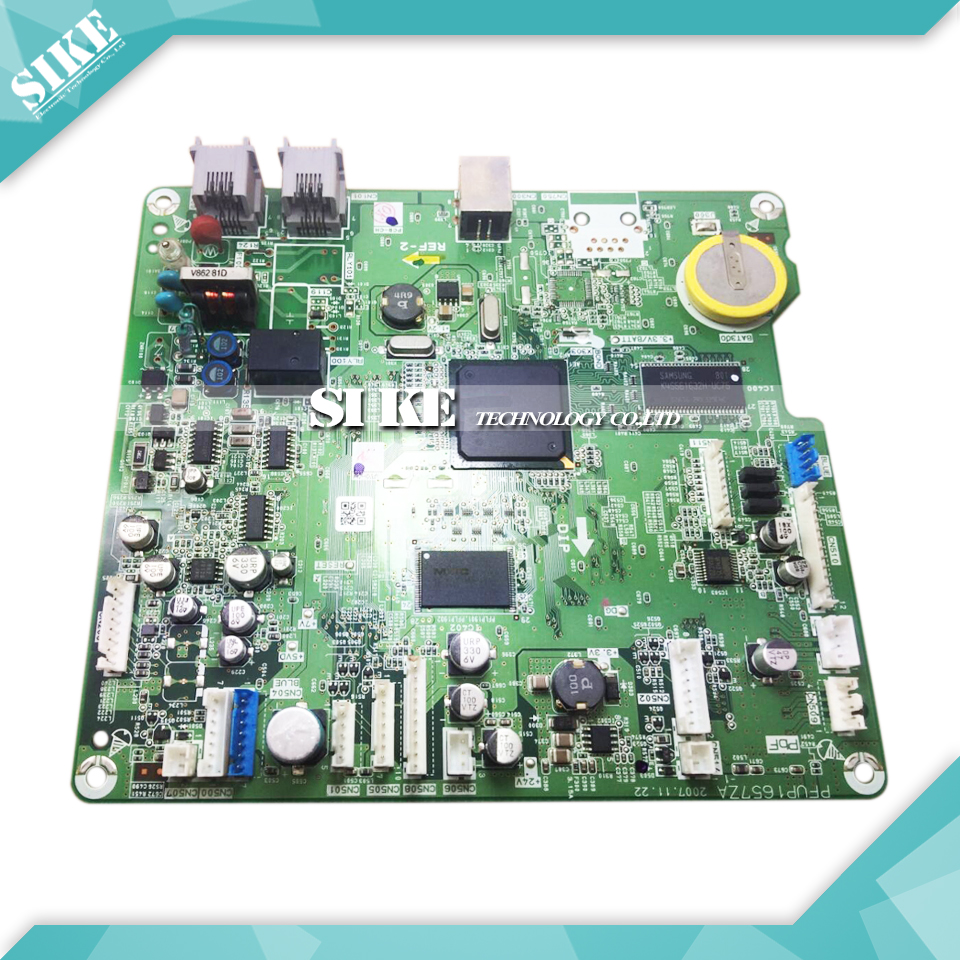 Logic Main Board For Panasonic KX-MB778 KX-MB778CN KX MB778CN 778 778CN Formatter Board Mainboard PFUP1657ZA rsag 7 820 5277 main logic board for printer5 led55k20jd led58k280j t con connect board