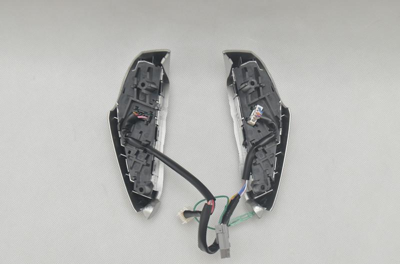 Nuevo volante Original de CONTROL de BLUETOOTH interruptores para NISSAN TIIDA SENTRA Livina SUNNY ALMERA cubo VERSA nota (4)