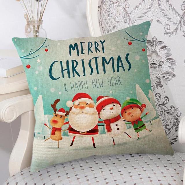 Buon Natale Lettere Piazza Lino Kerst Federa Santa Alce Campana Copertura del Cu