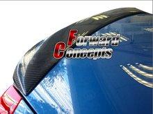 Стильный спойлер для заднего крыла багажника из углеродного