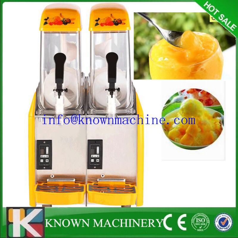 Restaurant Commercial Ice Slush Machine/Slush Syrup/Slush Puppy Machines For Sale