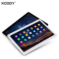 XGODY T1004 4G LTE Octa-core 10,1 Zoll Touch Tablet Android 7.0 2 GB RAM 32G ROM WiFi GPS Anruf Tablet PC Freies Verschiffen IPS