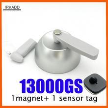 13000GS mıknatıs detacher güvenlik sensörü etiketi sökücü evrensel eas golf detacher alarm etiketi + eas sert etiket ücretsiz kargo
