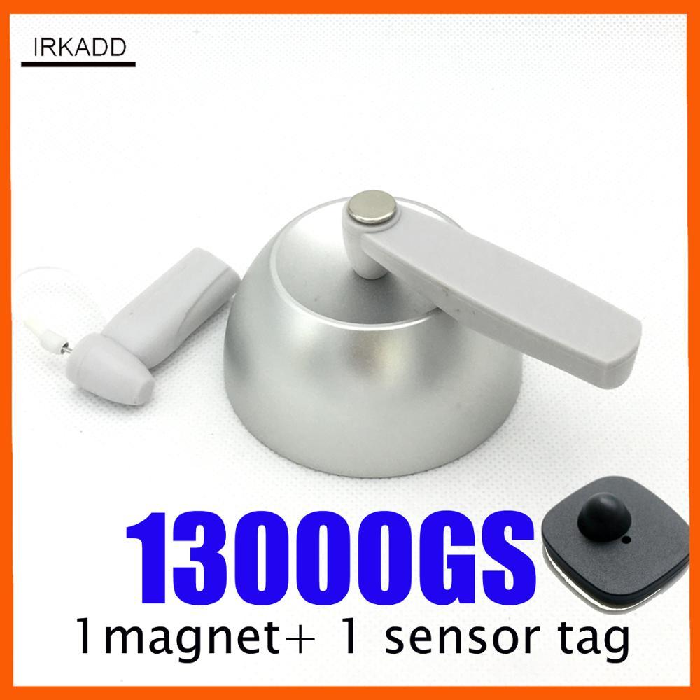 13000GS Magnet Detacher Security Sensor Tag Remover Universal Eas Golf Detacher For Alarm Tag +eas Hard Tag Free Shipping