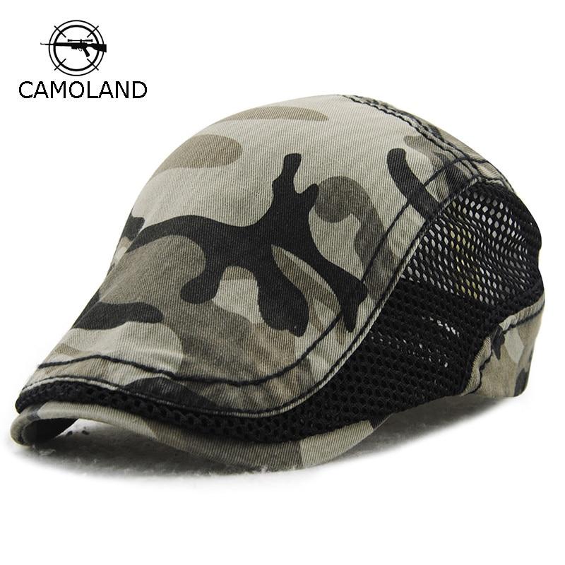 482f0a9faae58 2018 Fashion Winter Beret Cap sway cap Hats for Men and Women Visors Sun hat  Gorras Planas Flat Caps Adjustable Berets Wholesale