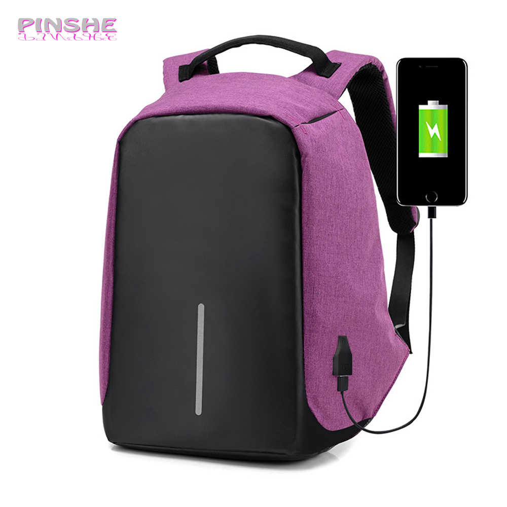 USB Charge Anti Theft Women Backpack Men 15inch Laptop Backpacks Fashion Travel School Bags Female Bagpack For Girls Sac a dos dtbg laptop backpack brand 15 6 17 17 3 inch computer bag for men women anti theft backpacks waterproof travel school bags kids