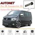 Cámara de visión trasera AUTONET para Volkswagen Transporter T5/Caravelle/Multivan/CCD/cámara de marcha atrás/cámara de respaldo/cámara para matrícula