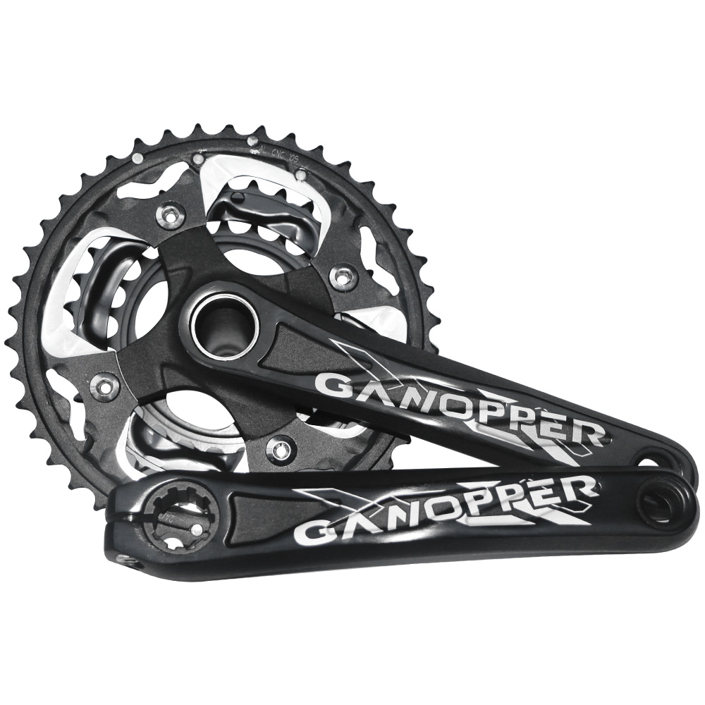 Image 5 - MTB Bike Crankset 172.5mm 175mm Bicycle Crank set 104BCD Chainwheel 32T 36T 38T 42T Narrow Wide Chainring Cycle Track Chainset-in Bicycle Crank & Chainwheel from Sports & Entertainment