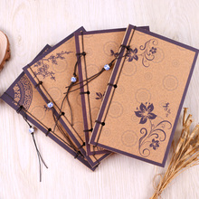Vintage Handmade Binding Drawing Sketch Papers Journal Personal Planner Books Classic Special Kraft Diary Notebook Memo Pad