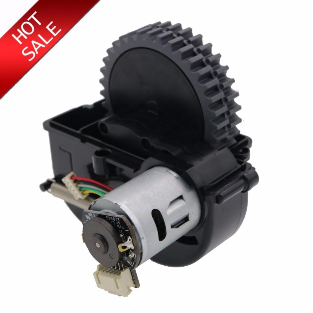 Originale sinistra ruota robot aspirapolvere Ricambi accessori Per ilife V3s pro V5s pro V50 V55 robot Aspirapolvere ruote motori