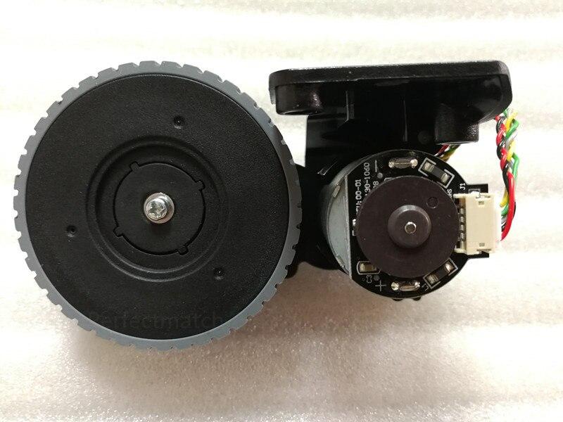 Aspirateur dorigine roue gauche pour ilife A6 A8 ilife X623 x620 robot aspirateur roue moteur accessoires de remplacementAspirateur dorigine roue gauche pour ilife A6 A8 ilife X623 x620 robot aspirateur roue moteur accessoires de remplacement