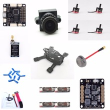 ARF 130mm Racing Mini Drone FPV Quadcopter Carbono Marco SP RACING F3 ACRO RS1306 Emax motor LittleBee 20A OPTO PRO 3045