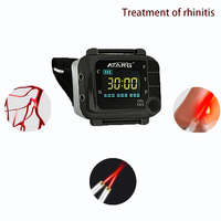 Cold Laser Therapy Device for Allergic Rhinitis Diabetes Promotes Blood Circulation