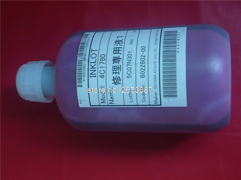 NEW original 1000ML / bottle Cleaning Liquid For Epson Printer Cleaning Fluid Use For Cartridge & Print Head led uv curable ink for epson 1390 printer head printing on hard materials for 3d effects 1000ml pcs 6c