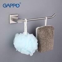 Gappo 1 Set Modern Style Bar Wall Mount Towel Bar Bathroom Accessories Bath Towel Holder Bath