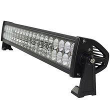 1 pcs 21.5 inch 120w led light bar truck 6500K  Black housing led light bar Combo off road led light bar