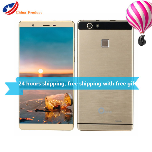 Original Oeina R8S Plus Android 5.1 6.0'' QHD Screen Dual Cams MT6580 Quad Core 1GB+8GB GPS Bluetooth 3G Mobile Phone Unlocked