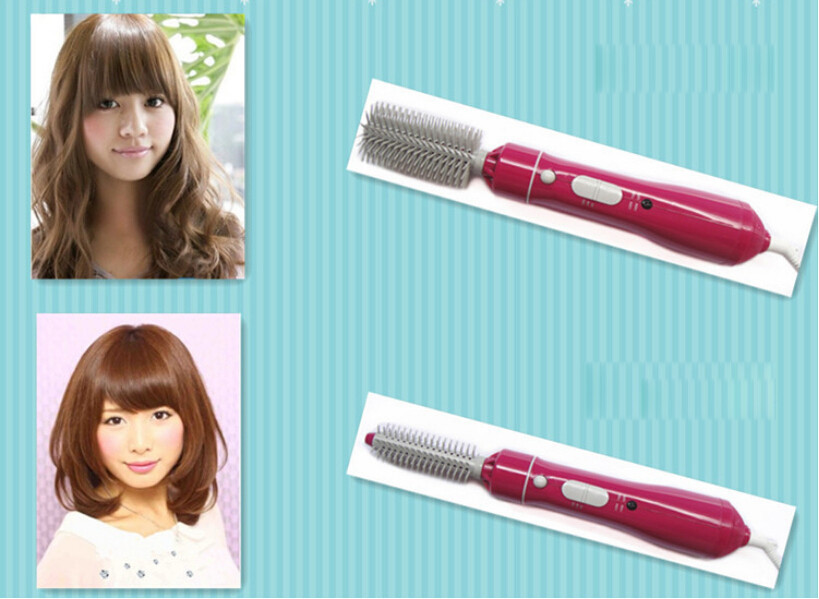 10 in 1 Multifunction Professional Electric Hair Dryer Curler Hairdryer Styler Styling Brush Comb Straightener Diffuser
