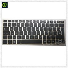 Teclado espanhol para HP Elitebook 2560 p 2560 2570 P 2570 638512-001 651390-001 696693-001 laptop SP LA LATINA(China)