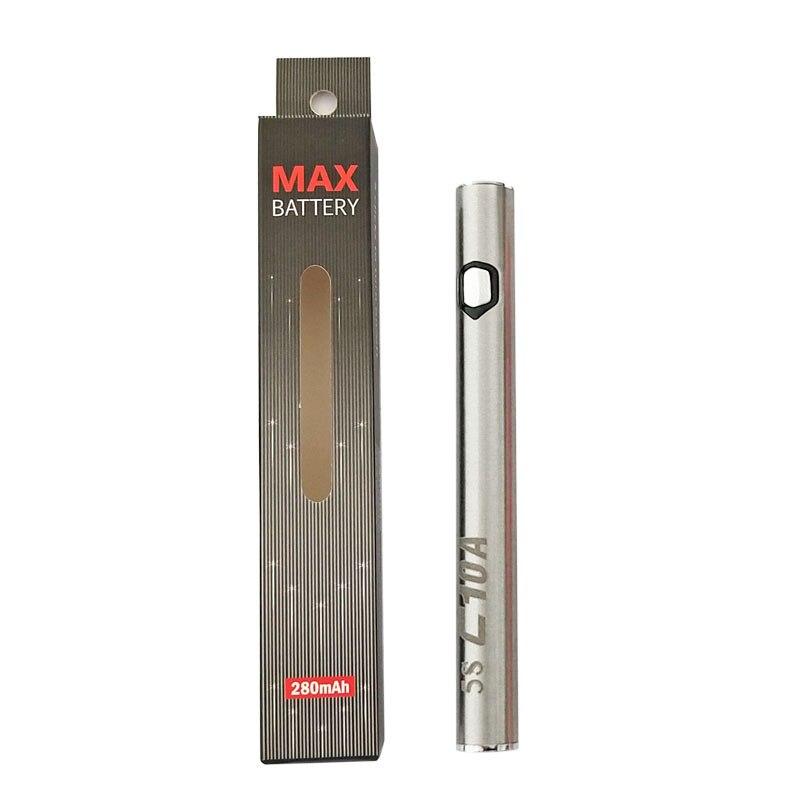 อิเล็กทรอนิกส์ตัวแปรแรงดันไฟฟ้า 2.8 V 3.8 V ego evod แบตเตอรี่ Vape ปากกาพอร์ต usb แบตเตอรี่สูงสุดบรรจุภัณฑ์สำหรับน้ำมันหนา-ใน ชุดบุหรี่ไฟฟ้า จาก อุปกรณ์อิเล็กทรอนิกส์ บน AliExpress - 11.11_สิบเอ็ด สิบเอ็ดวันคนโสด 1