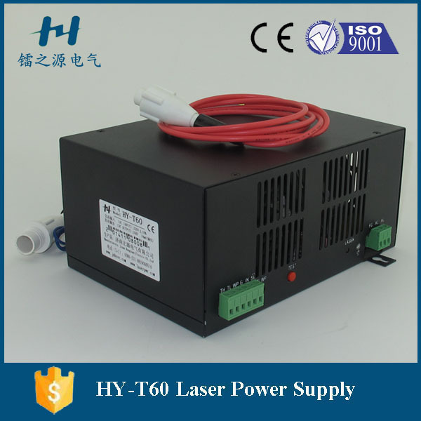 Factory Wholesales 60watt Laser Engraving Machine T60 Laser Power Supply Driving A Roaring Trade Hair Extensions & Wigs