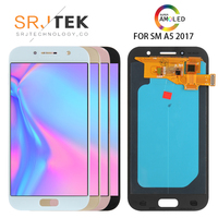 ORIGINAL 5.2 For SAMSUNG A520 LCD A520 A5 2017 LCD for Samsung A5 2017 A520 Display LCD Screen Touch Digitizer Assembly
