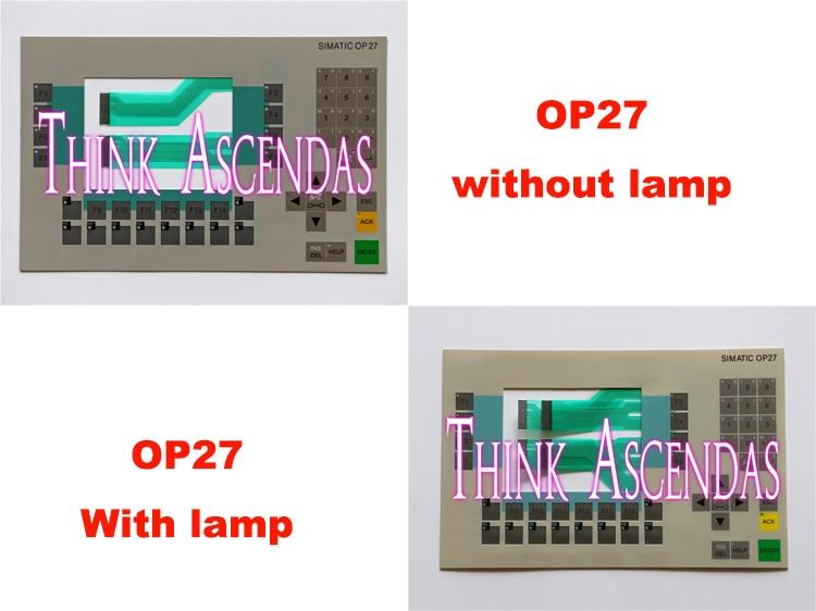 все цены на 1pcs New OP27 6AV3627-1LK00-1AX0 6AV3 627-1LK00-1AX0 / OP27 6AV3627-1JK00-1AX0 6AV3 627-1JK00-1AX0 Membrane Keypad онлайн