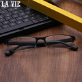 La Vie Unisex Presbyopia Soft Plastic TR90 Frame Reading Glasses Spectacles Reader Eyeglass Eyewear  Gafas +1.0~ 4.0 diopter